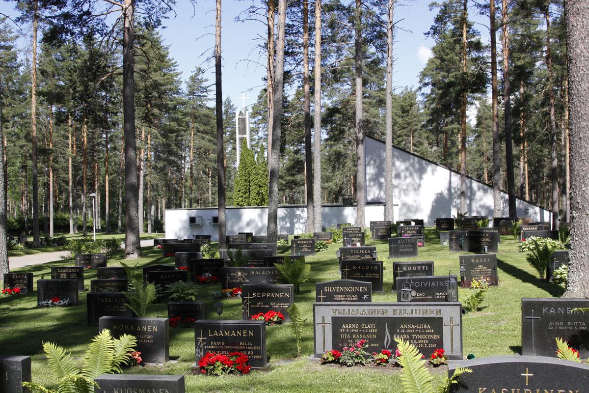 Pääskylahden hautausmaa