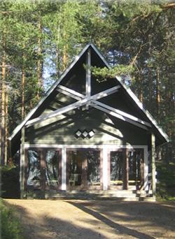 Punkaharjun kesäkodin kappeli