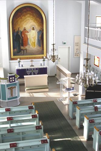 Punkaharjun kirkko