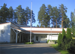 Punkaharjun seurakuntatalo