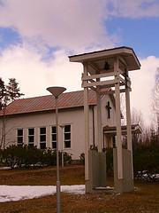 Vuoriniemen seurakuntatalo