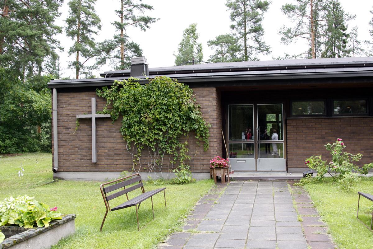 Enonkosken seurakuntatalo