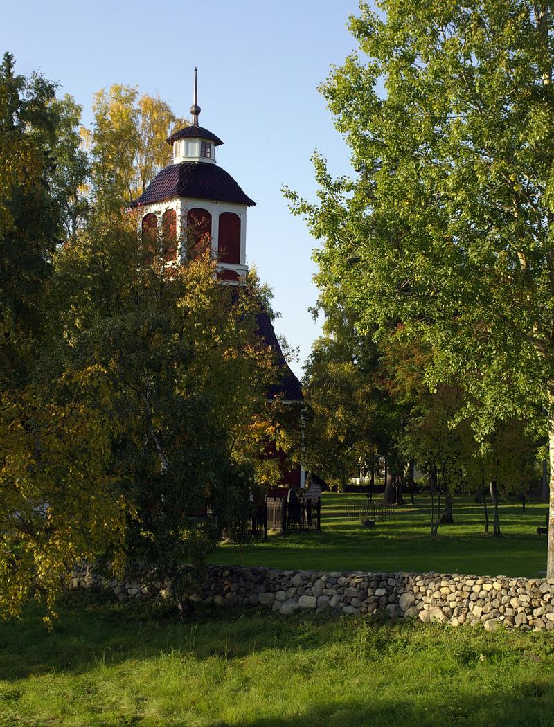 Kirkkoniemen hautausmaa