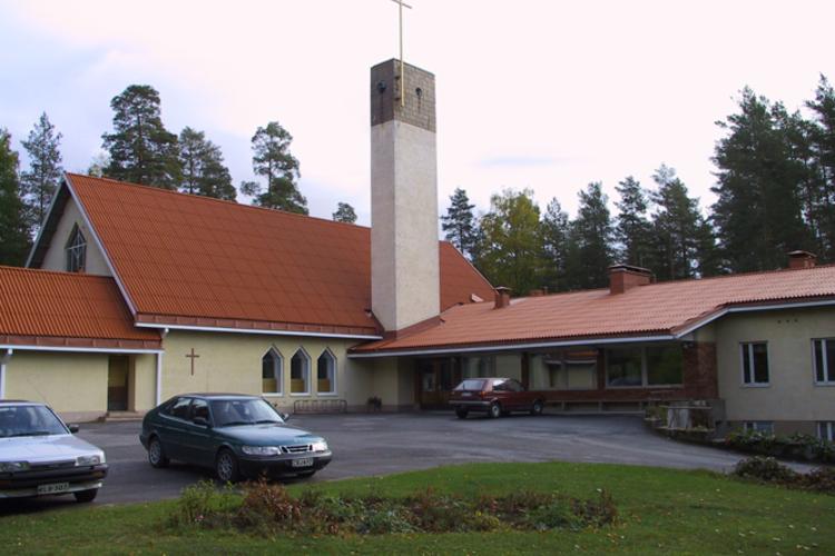 Pääskylahden kirkko