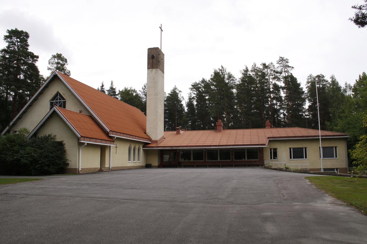 Pääskylahden seurakuntatalo