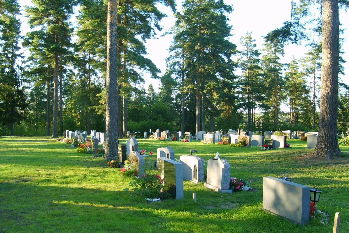 Rantasalmen uusi ja vanha hautausmaa